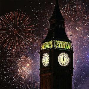 Big Ben New Years