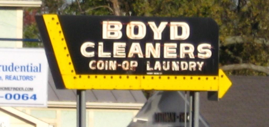 Boyd Cleaners