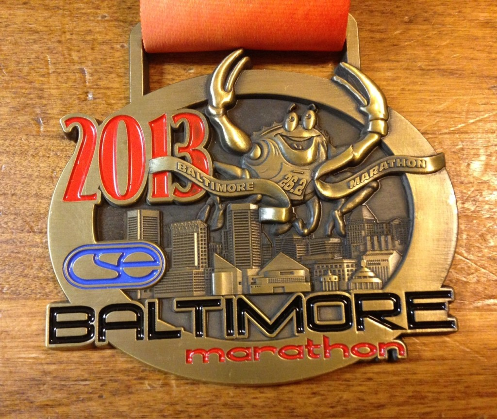 Baltimore Marathon
