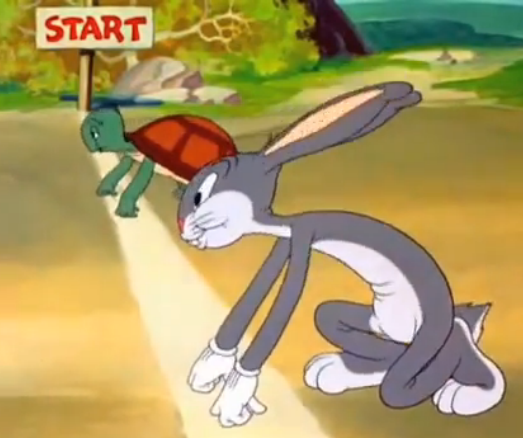 Bugs Bunnys Quest To Beat Cecil Turtle Cost Him Dearly