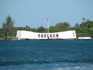 Arizona Memorial in Hawaii