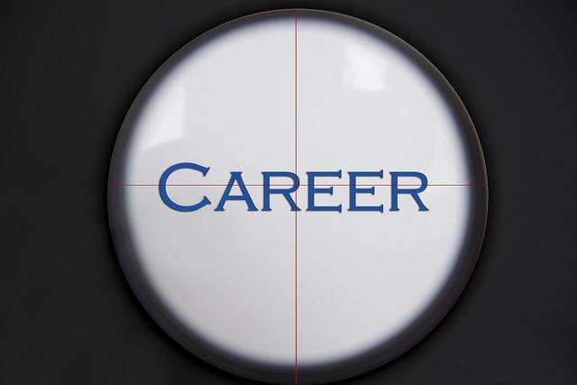 career in crosshairs