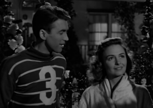 george bailey and mary hatch