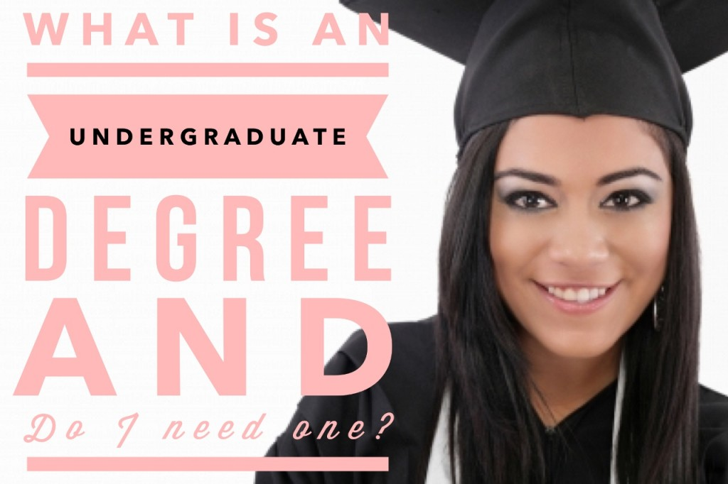 what is an undergraduate degree