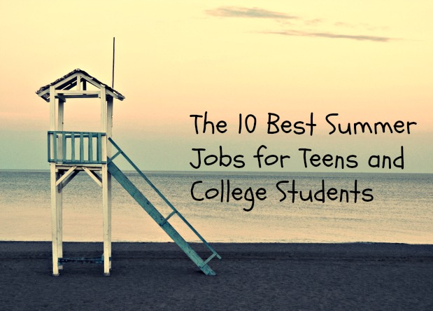 summer jobs for teens