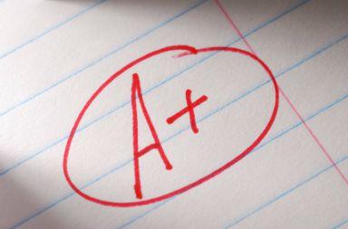 money for good grades